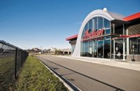 Indian Motorcycle Retail Center
