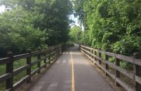Marcia H. Cloninger Rail Trail