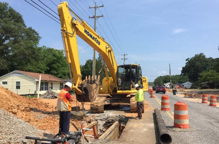 Myrtle School Road Widening