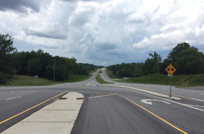 US 221 Improvements