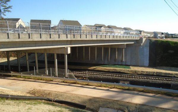 Tryon Road Overhead Bridge