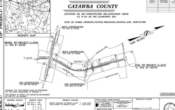 Sweetwater Road Extension